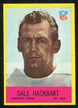 Dale Hackbart