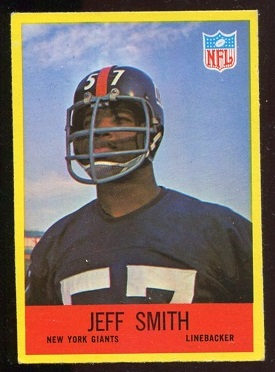 1967 Philadelphia #118 - Jeff Smith - nm