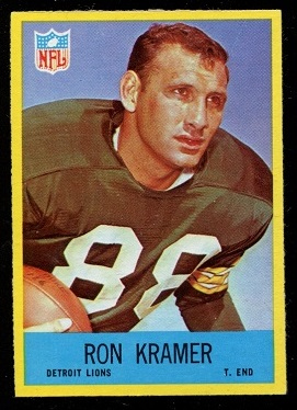 1967 Philadelphia #65 - Ron Kramer - nm