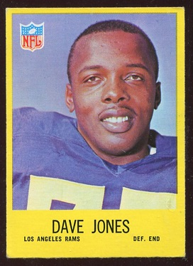 1967 Philadelphia #90 - Deacon Jones - nm