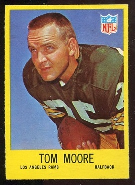 1967 Philadelphia #93 - Tom Moore - nm