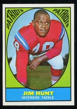 1967 Topps #10 - Jim Hunt - nm