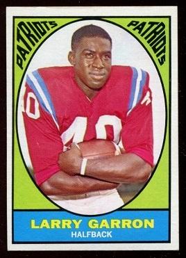 1967 Topps #4 - Larry Garron - nm
