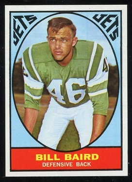 1967 Topps #89 - Bill Baird - nm