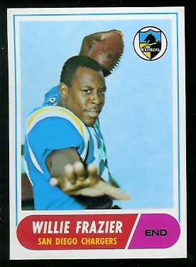 1968 Topps #11 - Willie Frazier - nm