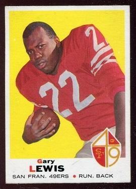 1969 Topps #226 - Gary Lewis - nm+