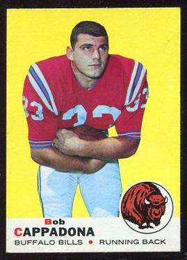 1969 Topps #40 - Bob Cappadona - nm