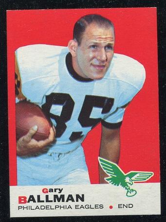 1969 Topps #41 - Gary Ballman - nm