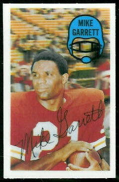 1970 Kelloggs #25 - Mike Garrett - nm-mt