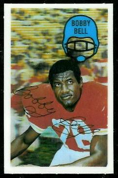 1970 Kelloggs #42 - Bobby Bell - nm-mt