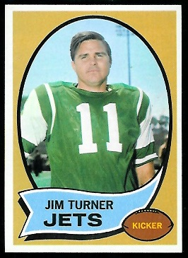1970 Topps #104 - Jim Turner - nm