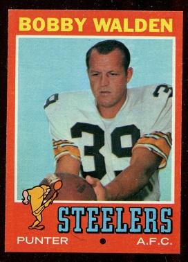1971 Topps #102 - Bobby Walden - nm