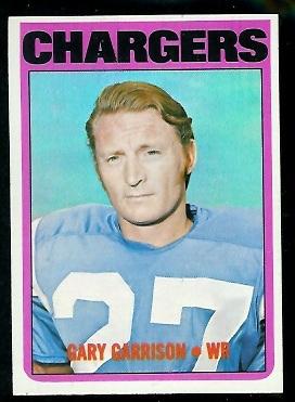 1972 Topps #192 - Gary Garrison - nm