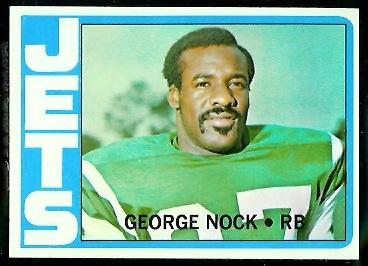 1972 Topps #212 - George Nock - nm