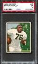 1950 Bowman Marion Motley rookie football card