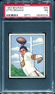 1950 Bowman Otto Graham rookie football card