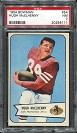 1954 Bowman Hugh McElhenny football card