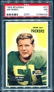 1955 Bowman Jim Ringo rookie football card