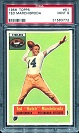 1956 Topps Ted Marchibroda football card