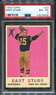 1959 Topps Bart Starr football card
