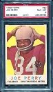 1959 Topps Joe Perry football card
