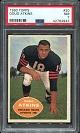 1960 Topps Doug Atkins football card