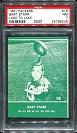 1961 Lake to Lake Packers Bart Starr football card