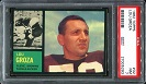 1962 Topps Lou Groza football card