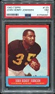 1963 Topps John Henry Johnson football card