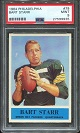 1964 Philadelphia Bart Starr football card