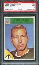 1966 Philadelphia Bart Starr football card