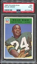 1966 Philadelphia Willie Wood football card