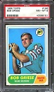1968 Bob Griese rookie football card