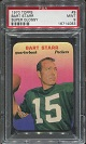1970 Topps Super Glossy Bart Starr football card
