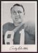 1957 Giants Team Issue football card