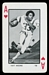 1973 Florida Playing Cards football card
